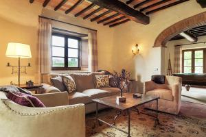 Villa in Chianti Area I, Ville  San Sano - big - 21