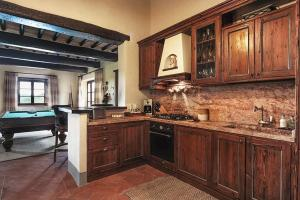 Villa in Chianti Area I, Vily  San Sano - big - 22