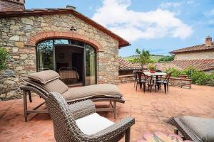 Villa in Chianti Area I, Vily  San Sano - big - 25