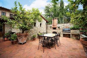 Villa in Chianti Area I, Vily  San Sano - big - 26