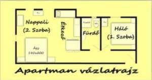 Gyöngy Apartman, Appartamenti  Gyula - big - 13