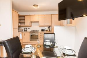 Holistic Condos Apartments - Albion Gardens, Apartmány  Edinburg - big - 11