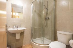 Holistic Condos Apartments - Albion Gardens, Apartmány  Edinburg - big - 12