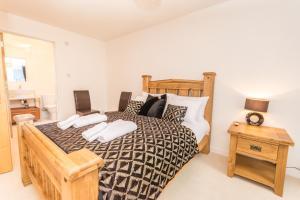 Holistic Condos Apartments - Albion Gardens, Apartmány  Edinburg - big - 14