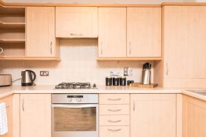 Holistic Condos Apartments - Albion Gardens, Апартаменты  Эдинбург - big - 15
