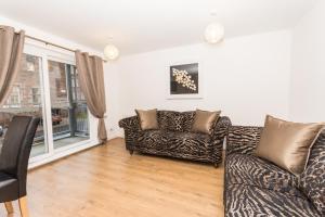 Holistic Condos Apartments - Albion Gardens, Apartmány  Edinburg - big - 17