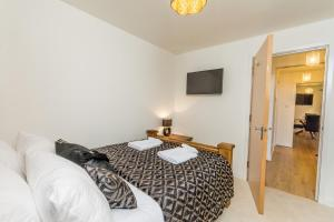 Holistic Condos Apartments - Albion Gardens, Apartmány  Edinburg - big - 18