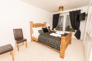 Holistic Condos Apartments - Albion Gardens, Apartmány  Edinburg - big - 19
