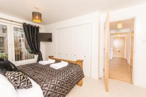 Holistic Condos Apartments - Albion Gardens, Apartmány  Edinburg - big - 25
