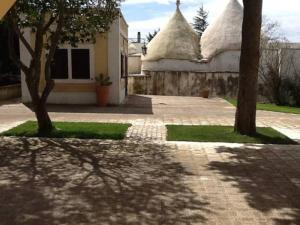 Villa Letizia, Виллы  Мартина-Франка - big - 5