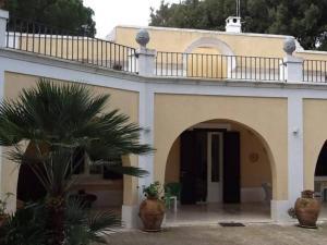 Villa Letizia, Виллы  Мартина-Франка - big - 17