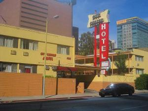 City Center Hotel Los Angeles