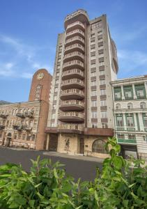 (Don Kihot Hotel Rostov-on-Don)