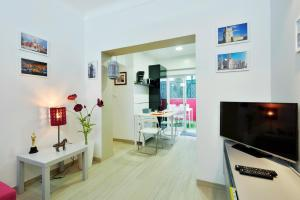 Feels Like Home Pink Terrace Flat, Apartmány  Lisabon - big - 5
