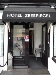 Hotel Appartementen Zeespiegel