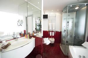 Hotel Waldorf- Premier Resort, Hotely  Milano Marittima - big - 22