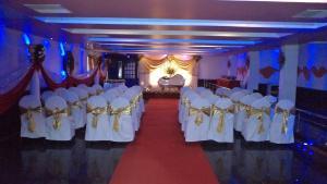 Hotel Royal Sathyam, Szállodák  Tiruccsirápalli - big - 33