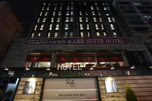 R. Lee Suite Hotel Ganseok