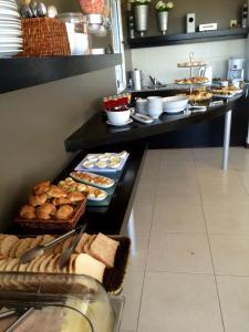 Apart Hotel Beira Mar, Hotels  Punta del Este - big - 49