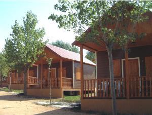 Bungalows Camping Regio