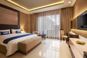 Asana Grove Hotel Yogyakarta, Hotels  Yogyakarta - big - 16