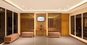 Asana Grove Hotel Yogyakarta, Hotels  Yogyakarta - big - 9