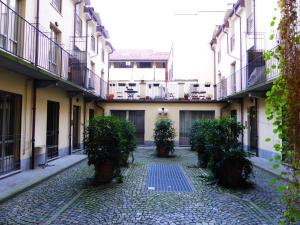 Appartamento Giulio VI, Apartmanok  Torino - big - 5