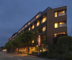 汤雾富士之宿 大池酒店