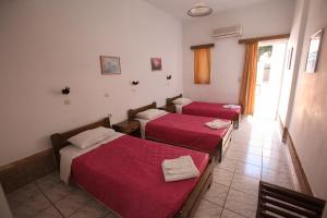 Happy Days, Apartmánové hotely  Malia - big - 41