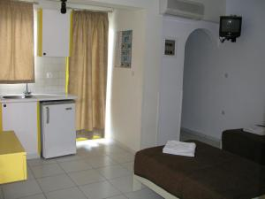 Happy Days, Apartmánové hotely  Malia - big - 42