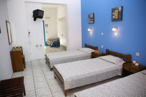 Happy Days, Apartmánové hotely  Malia - big - 43