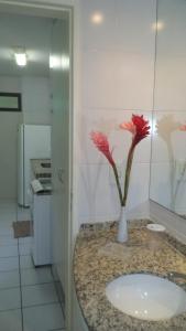 Apartamento Temporada Maceió, Appartamenti  Maceió - big - 2
