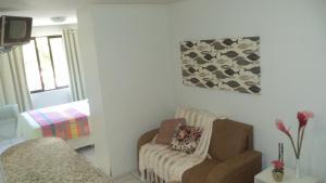 Apartamento Temporada Maceió, Appartamenti  Maceió - big - 6