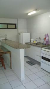 Apartamento Temporada Maceió, Appartamenti  Maceió - big - 8