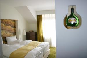 Hotel Heiligenstein, Отели  Баден-Баден - big - 5