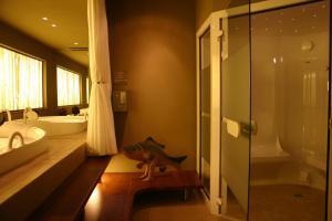 Hotel Heiligenstein, Отели  Баден-Баден - big - 104