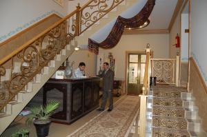 Hotel Billuri Sitora, Bed and Breakfasts  Samarkand - big - 12