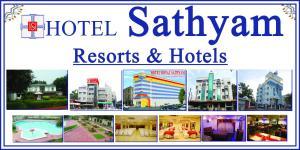 Hotel Royal Sathyam, Szállodák  Tiruccsirápalli - big - 16