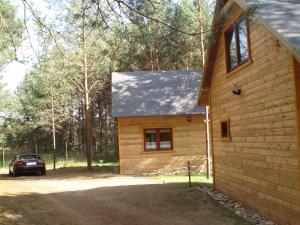 Leśny Zakątek, Lodge  Koscierzyna - big - 33