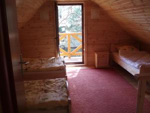Leśny Zakątek, Lodge  Koscierzyna - big - 14