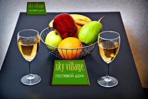 Гостевой дом Sky Village - фото 9