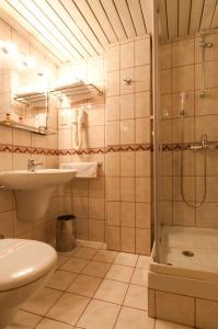 Hotel Glam, Отели  Скопье - big - 51
