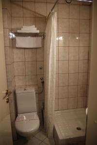 Hotel Glam, Отели  Скопье - big - 41
