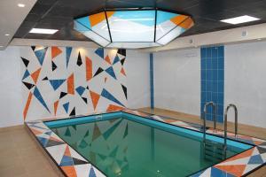 Topaz Hotel, Hotels  Kamensk-Ural'skiy - big - 15