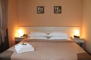 Topaz Hotel, Hotels  Kamensk-Ural'skiy - big - 5