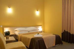 Topaz Hotel, Hotels  Kamensk-Ural'skiy - big - 4