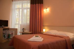 Topaz Hotel, Hotels  Kamensk-Ural'skiy - big - 2