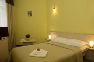 Topaz Hotel, Hotels  Kamensk-Ural'skiy - big - 13