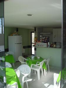Apartamento Temporada Maceió, Appartamenti  Maceió - big - 11