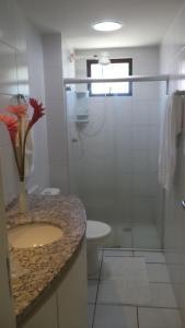 Apartamento Temporada Maceió, Appartamenti  Maceió - big - 10